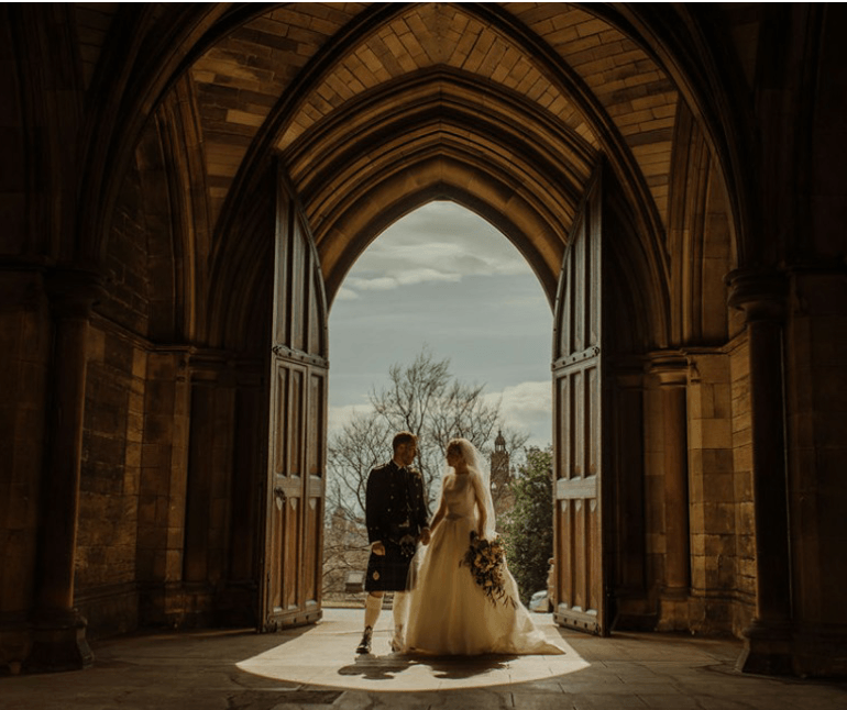 INTRODUCING HIGHLAND WEDDINGS THAT EXUDE MAGIC
