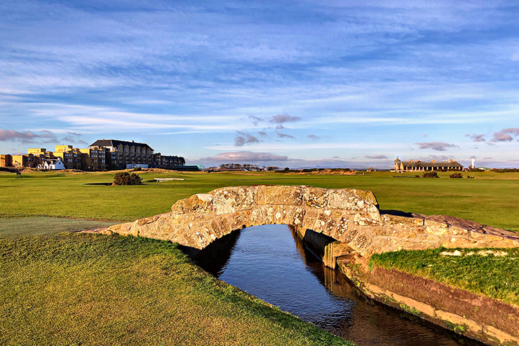 Golf In Scotland – Visit The Old Course, St Andrews