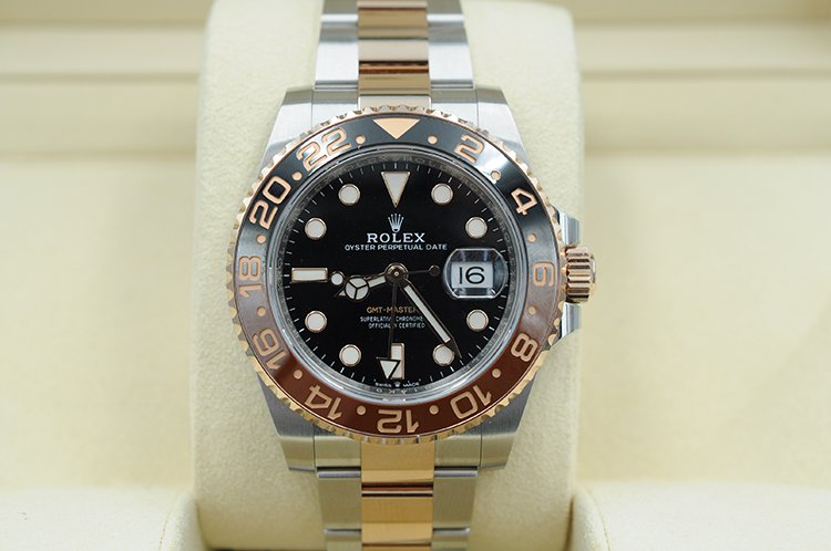 Watch Of The Month – February – Rolex GMT Master 11