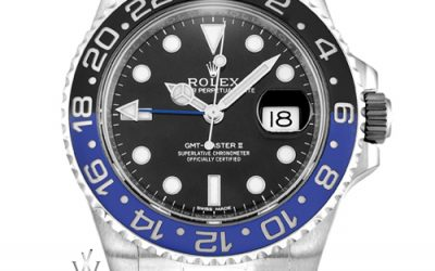 Watch Of The Month – April – Rolex GMT Master II BLNR