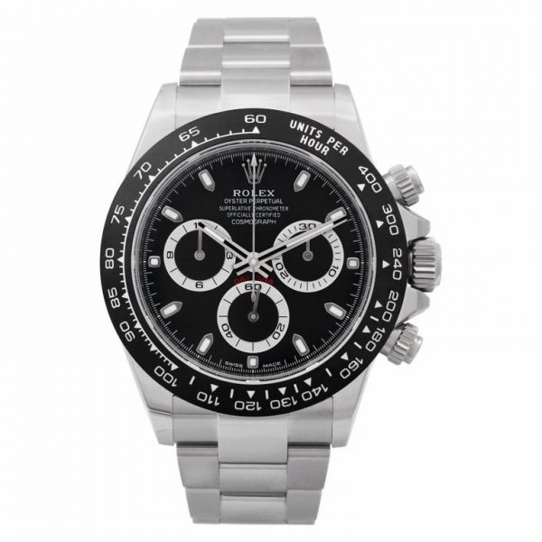 Watch Of The Month – June – Rolex Daytona Black Dial