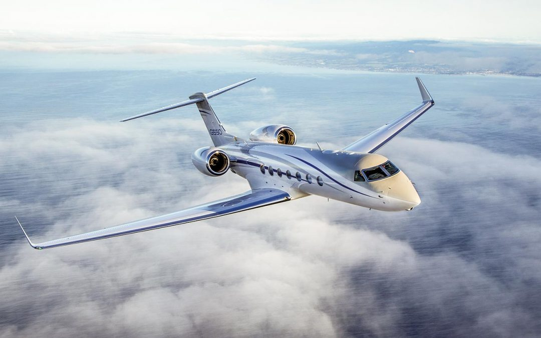 Meet The Fleet – Gulfstream G550