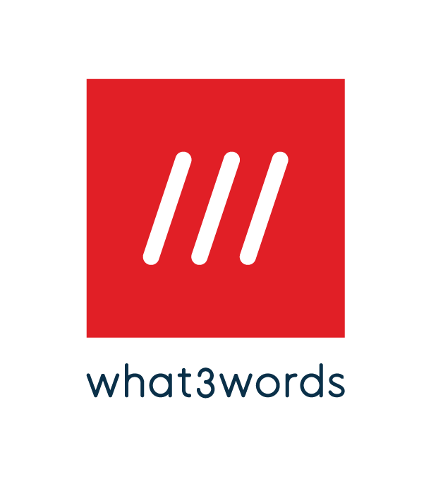We're using what3words!